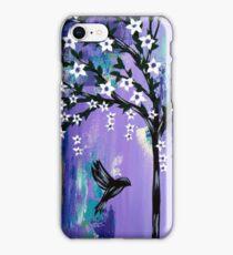 Purple Tree of Life iPhone Case/Skin