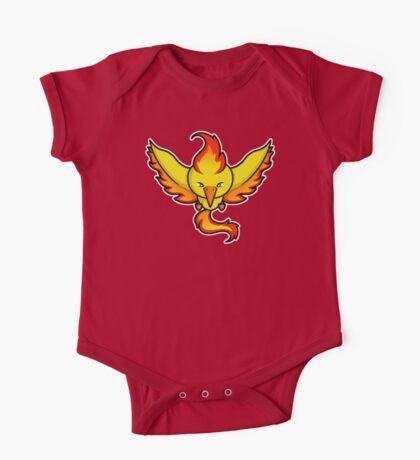 Super Cute Legendary Bird - Team Red Kids Clothes