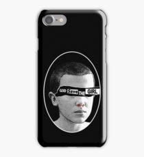 God save the girl iPhone Case/Skin