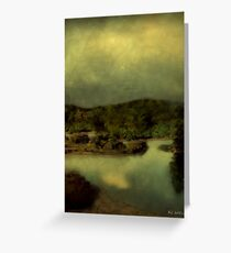 Perseids Passing Greeting Card