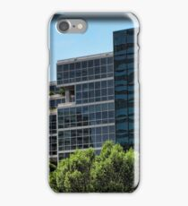 The Main Library from Broward Blvd iPhone Case/Skin