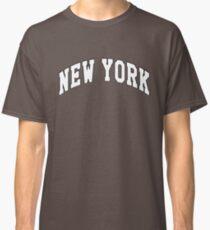 New York City NYC Classic T-Shirt