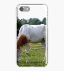 Scimitar Horned Oryx  iPhone Case/Skin