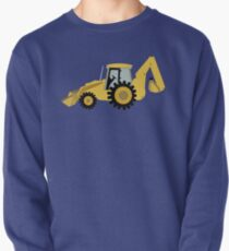 Construction Backhoe Digger T-Shirt