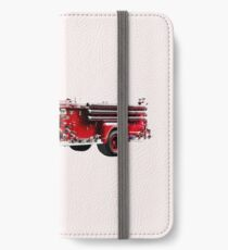 Antique Fire Engine iPhone Wallet/Case/Skin