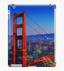 San Francisco at Sunset iPad Case/Skin