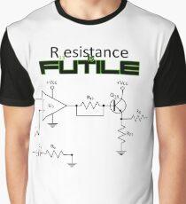 resistance is futile  Graphic T-Shirt