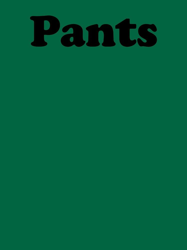 Pants by Quanzik