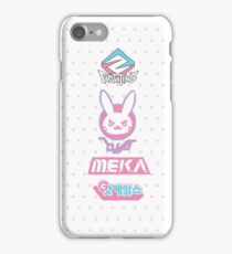 Kawaii Gamer Bunny iPhone Case/Skin