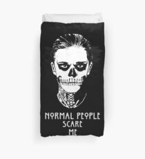 Normal people scare me Duvet Cover