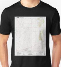 USGS TOPO Map Arizona AZ Prescott Valley North 312988 1973 24000 T-Shirt