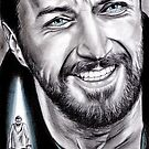 Richard Armitage ...and we will burn together ! by jos2507