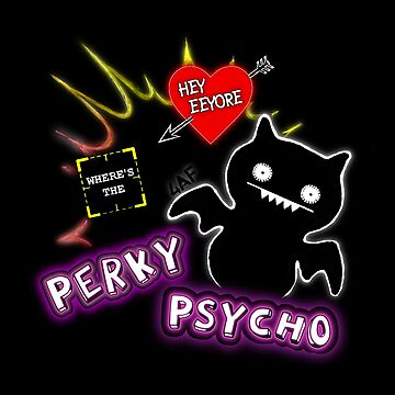 Perky Psycho-- Root and Shaw by PurpleMoose