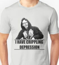 I Have Crippling Depression IDubbbzTV Unisex T-Shirt