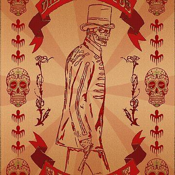 Spectre - Day Of The Dead by mddonnellan