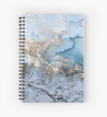 Marble Swirl  Spiral Notebook