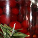 Christmas Cranberries by Ann Allerup