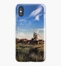 Cley windmill cley next the sea iPhone Case