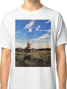 Cley windmill cley next the sea Classic T-Shirt
