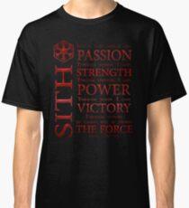 Sith Code Classic T-Shirt