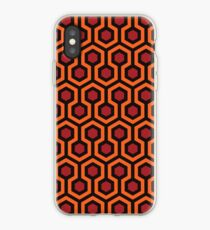 The Shining - Carpet pattern  iPhone Case