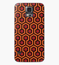 The Shining - Carpet pattern  Case/Skin for Samsung Galaxy