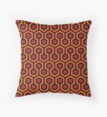 The Shining - Carpet pattern  Throw Pillow