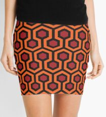 The Shining - Carpet pattern  Mini Skirt