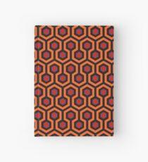 The Shining - Carpet pattern  Hardcover Journal