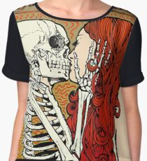Grateful Dead - They Love Each Other Chiffon Top