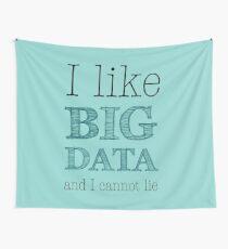 Big Data Wall Tapestry