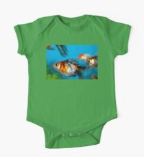 Little Fish One Piece - Short Sleeve