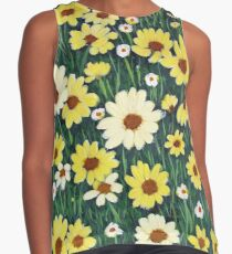 Field of daisies Sleeveless Top