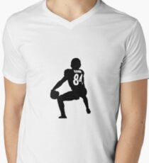 Antonio Brown Twerk Men's V-Neck T-Shirt