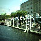 Hamburg city -tiltshift (2) by OLIVER W