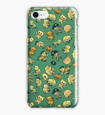 Terror Attack iPhone Case/Skin