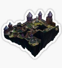 Cobblestone Isometric CSGO Map Sticker