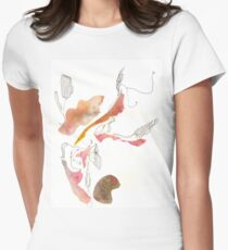 Grow #8 Womens Fitted T-Shirt