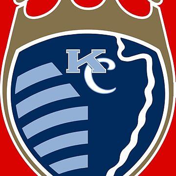 Kansas City Sports Mashup by SkipHarvey