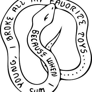 Snake in the Grass by skinnyturd