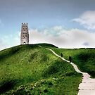 Glastonbury Tor by Andy Coleman