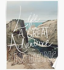 Great Adventure Poster