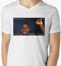 Longest Yeah Boy Men's V-Neck T-Shirt