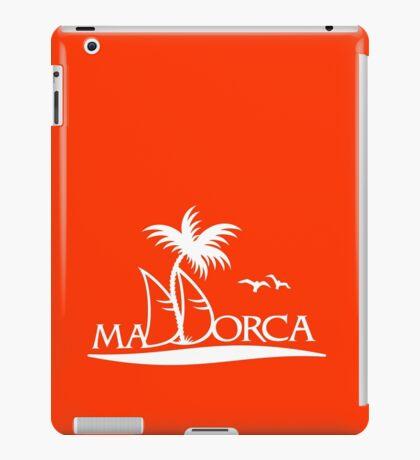 Sailing in Mallorca VRS2 iPad Case/Skin
