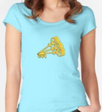 Borderlands Golden Keys Women's Fitted Scoop T-Shirt