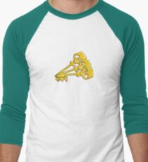Borderlands Golden Keys Men's Baseball ¾ T-Shirt