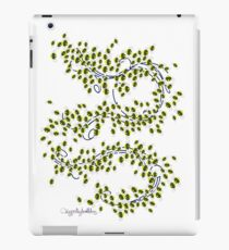 Hugged by Bumblebees iPad Case/Skin