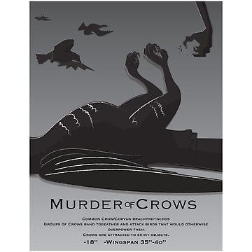 Murder of Crows by errickschild