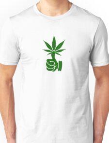 Green Thumb (Weed) VRS2 T-Shirt