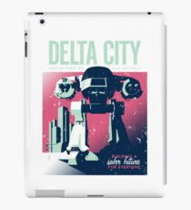 ED 209 Delta City iPad Case/Skin